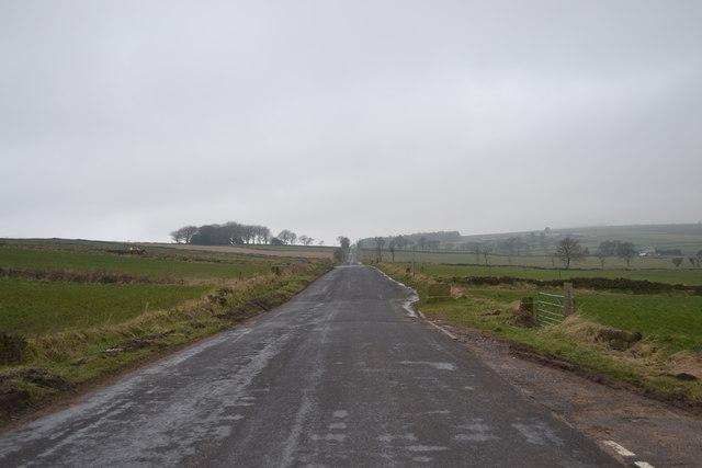 Tour de France 2014 Route - Worrall, near Oughtibridge - 1