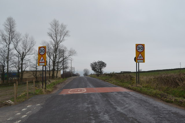 Tour de France 2014 Route - Worrall, near Oughtibridge - 2