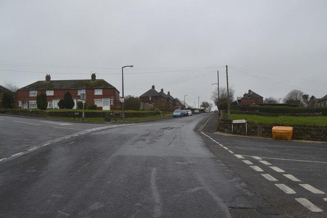 Tour de France 2014 Route - Worrall, near Oughtibridge - 4