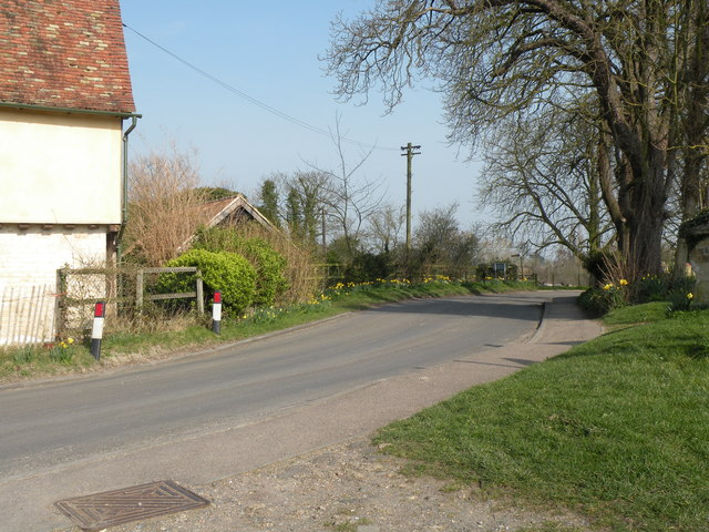 Church Street in Great Eversden