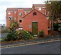 ST5971 : Winton Street pumping station, Bristol by Jaggery