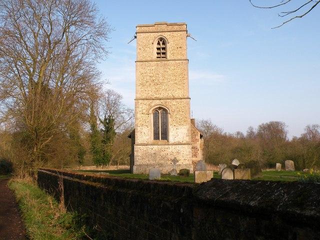 All Saints: the parish church of Knapwell