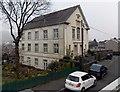 SN7203 : Former Danygraig Independent Church, Alltwen by Jaggery