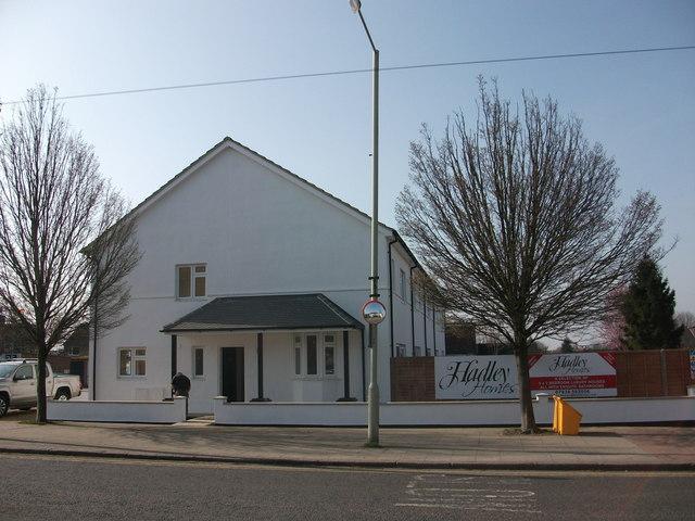 Former Police Station site - building works (14)