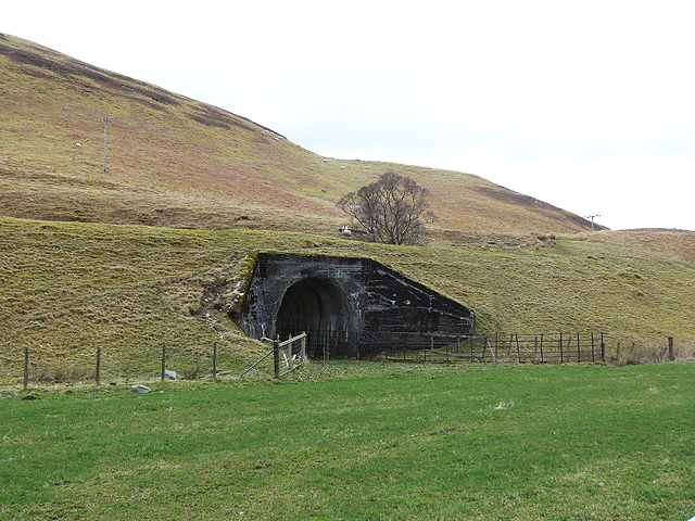 Underpass on the old Talla Railway