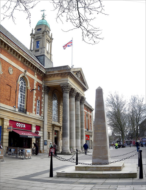 Town Hall, Peterborough