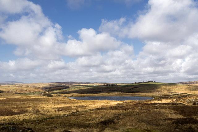 Kilhern Loch from Craig Nab