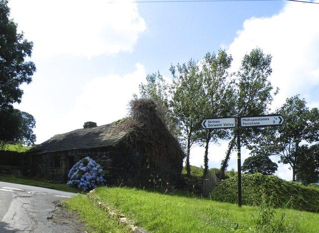 Village Smithy, Mortimer Road, Midhopestones, near Stocksbridge - 1
