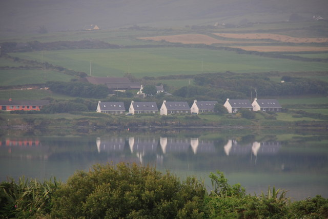 Cottages east of Portmagee