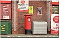 J3683 : Pillar box BT37 256, Whiteabbey by Albert Bridge