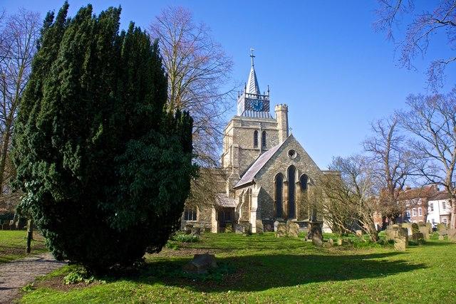 St. Mary the Virgin Church, Aylesbury