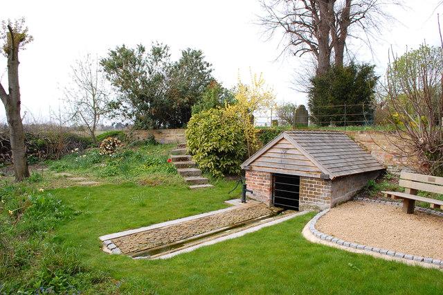 St Cedd's Well, North Ockendon