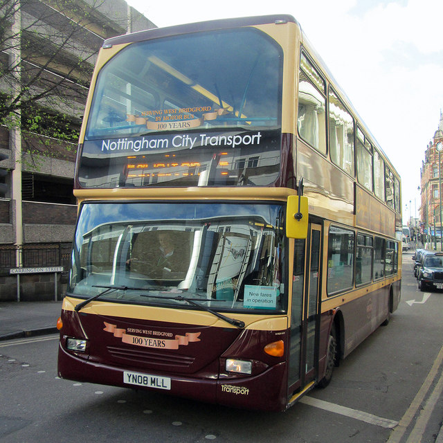 The Bridgford Bus