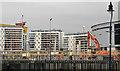 J3475 : CQ1, City Quays site, Belfast - April 2014(2) by Albert Bridge