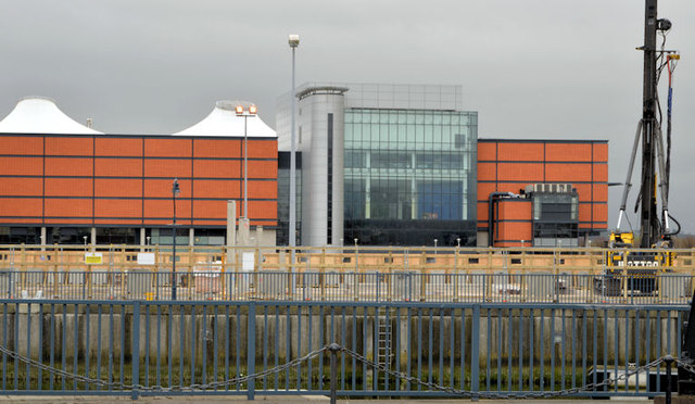 CQ1, City Quays site, Belfast - April 2014(3)