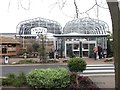 SP9236 : Garden Centre at Woburn Sands by John Firth