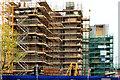 "J3374 : Block ""B"", University of Ulster site, Belfast - April 2014(5) by Albert Bridge"