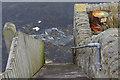 HU4039 : Steps at Scalloway : Week 14