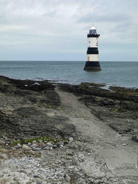 Trwyn Penmon lighthouse