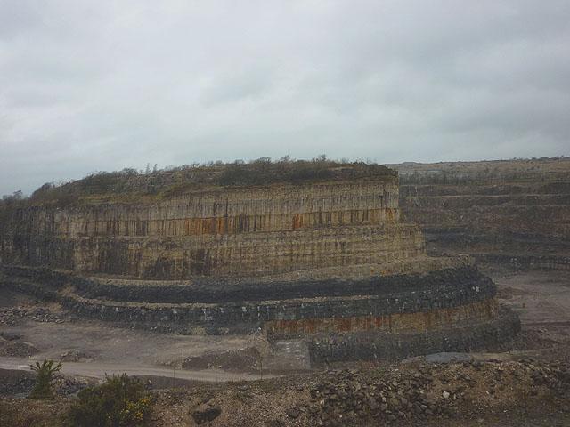 The Island Holme Park Quarry