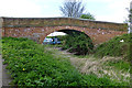 SK3729 : The first and last bridge over the Derby Canal by David Lally