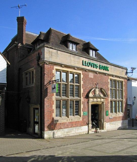 Lloyds Bank, Sevenoaks