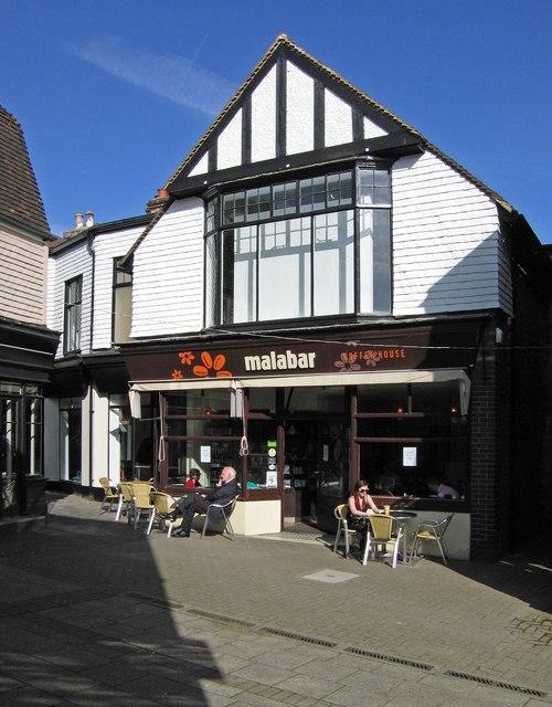 Malabar coffee house, Sevenoaks