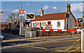 TQ5206 : Berwick station and level-crossing, 1990 by Ben Brooksbank
