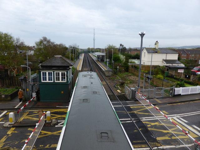 Eastbourne Train Station Car Park