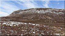 NO0276 : View towards Stac na h-Iolair by William Starkey