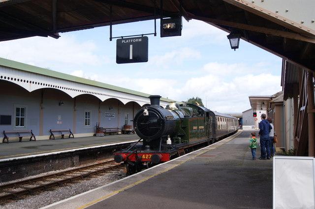 Churchston Station