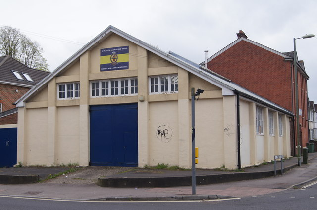 Drill Hall - Penrith Road