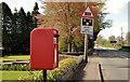 D0804 : Pressed-steel postbox (BT42 97), Ballymena by Albert Bridge