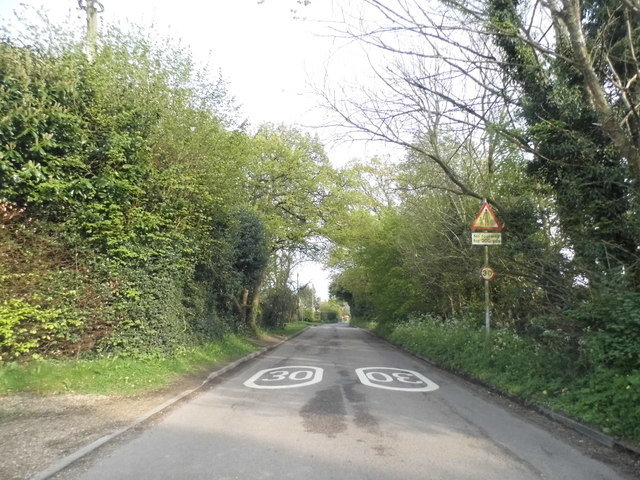 Hog Lane, Ashley Green