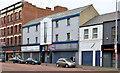 J3374 : Nos 48-56 York Street, Belfast (April 2014) by Albert Bridge