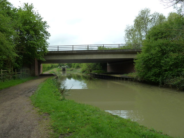 Bridge 6A, Grand Junction Canal - Northampton Arm