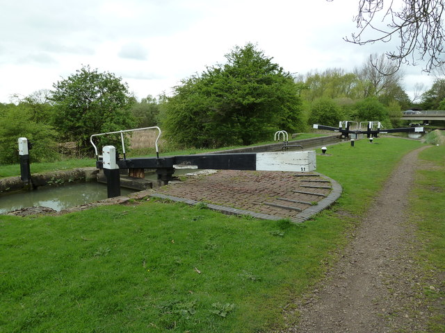 Lock 11, Grand Junction Canal - Northampton Arm