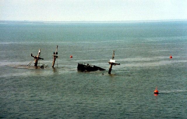 Wreck Of The Richard Montgomery  Des Blenkinsopp