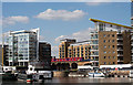 TQ3681 : Limehouse Basin (1) by TheTurfBurner