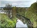 SD7910 : River Irwell, Tentersfield by David Dixon