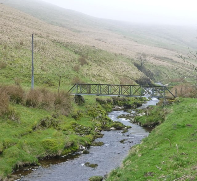 Blindburn Footbridge