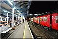 SU9949 : Platform 3, Guildford Station by N Chadwick