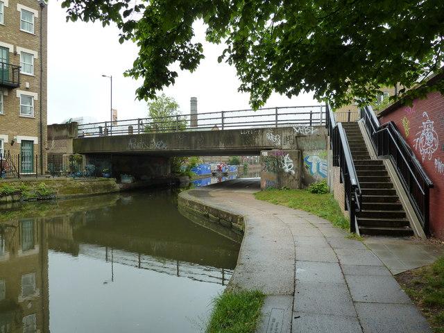 Bridge 2, Hertford Union Canal - Grove Road Bridge