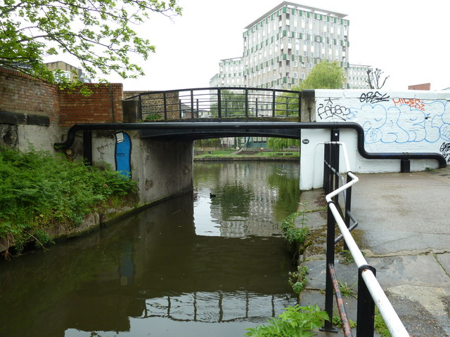 Bridge 54a, Regents Canal