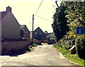 ST4269 : Duck Lane, Kenn by Jaggery