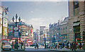 TQ2980 : Piccadilly Circus, 1962 by Ben Brooksbank