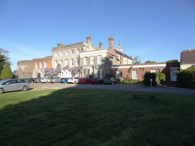 Park Place, Wickham