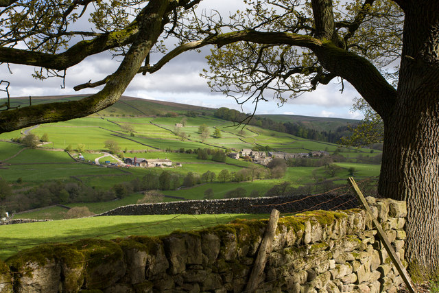 The view from Howgill Lane