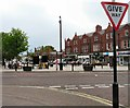 SD3627 : Lytham Square by Gerald England