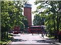 TQ4276 : Baker Road/Shooters Hill Junction, London SE18 by David Hallam-Jones